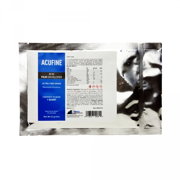 Acufine Powder Film Developer - 1 Quart