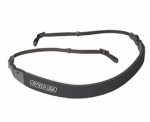 OP/TECH Fashion Strap 3/8 in. Camera Strap - Black