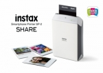 Fuji Instax Share SP-2 Smartphone Printer - Silver for Instax Mini Film
