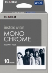 Fujifilm Instax Wide MonoChrome Instant Film - 10 Sheets