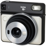 Fuji Instax Square SQ6 Instant Film Camera - Pearl White