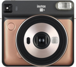 Fuji Instax Square SQ6 Instant Film Camera - Blush Gold