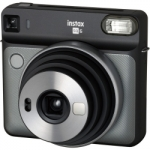 Fuji Instax Square SQ6 Instant Film Camera - Graphite Gray