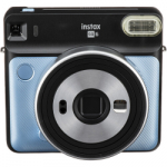 Fuji Instax Square SQ6 Instant Film Camera - Aqua Blue
