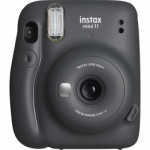 Fuji Instax Mini 11 Instant Film Camera - Charcoal