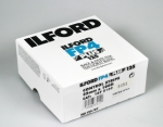 Ilford FP4 Plus 125 ISO 35mm x 100 ft. Process Control Strips