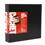 Cachet Archival Presentation Box 11x12x3 D-Ring