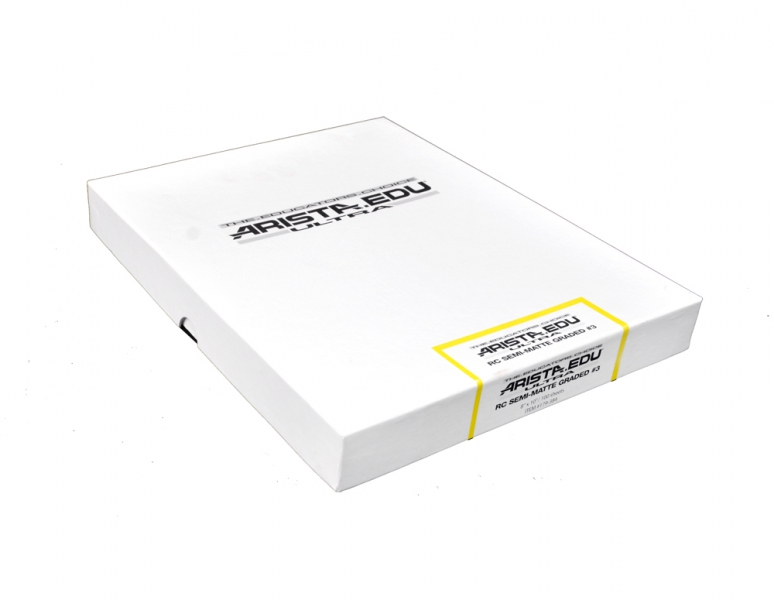 Arista EDU Ultra RC Semi-Matte Grade #3 8x10/100 Sheets