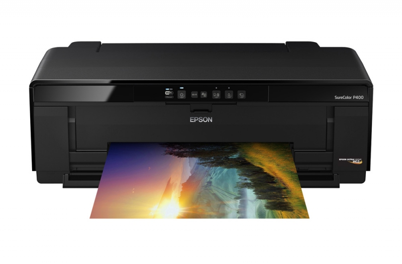 Epson SureColor® P400 Wide Format Inkjet Printer