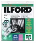 Ilford Starter Kit - MG IV RC (Glossy) Paper 8x10/25 with 2 Rolls HP5+ 35mm x 36 exp. Film - Value Pack