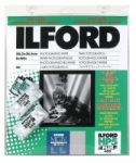 Ilford Starter Kit - MG IV RC (Pearl) Paper 8x10/25 with 2 Rolls HP5+ 35mm x 36 exp. Film - Value Pack
