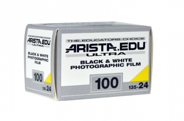 Arista EDU Ultra 100 ISO 35mm x 24 exp.