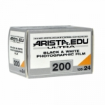 Arista EDU Ultra 200 ISO 35mm x 24 exp.