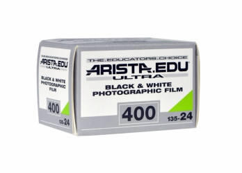 Arista EDU Ultra 400 ISO 35mm x 24 exp.