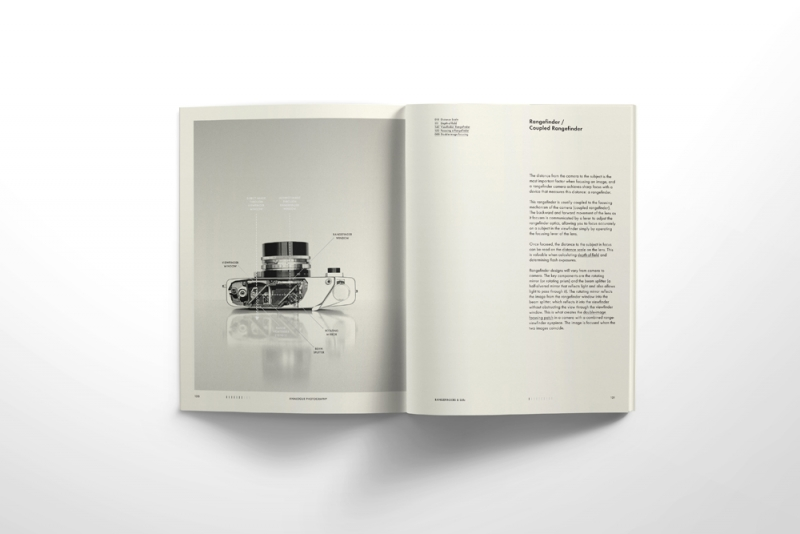 Analogue Photography - Reference manual