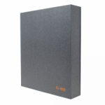 Ars-Imago 3 Ring Binder Storage Box - 9.5 in. x 12 in.