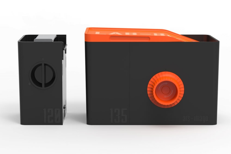 ARS-IMAGO LAB-BOX 2 MODULE KIT - Orange