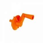 ARS-IMAGO LAB-BOX Hand Crank - Orange