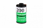Fujicolor C200 200 ISO 35mm x 24 exp. (Single Roll Unboxed)