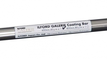 Ilford Galerie Creative Emulsion Coating Bar - 80 mic.