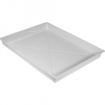 Premier Developing Tray - Accommodates 20x24 inch size prints - White