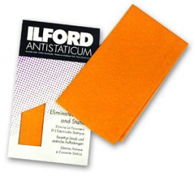 Ilford Antistatic Cloth - 13 in. x 13 in.