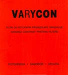 Varycon Filter 12 x 12 inch - Single Filter - Grade #1