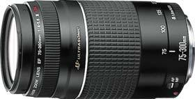 Canon EF 75-300mm f/4.0-5.6 USM III Lens (58mm Filter Size)