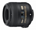 Nikon AF-S DX Nikkor 40mm f/2.8G (52mm Filter Size)