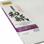 Awagami Inbe Thin White Inkjet Paper - 70gsm A1/10 Sheets