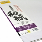 Awagami Inbe Extra Thick White Inkjet Paper - 160gsm A1/10 Sheets