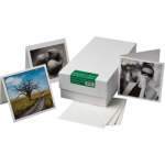 Museo Artist Cards 200gsm Double-Sided Prescored Inkjet Cards with Envelopes 10.5x5.25/100 Pack
