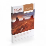 Moab Slickrock Silver Metallic Inkjet Paper - 300gsm 17 in. x 50 ft. Roll
