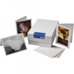 Museo Artist Cards 305gsm Double-Sided Prescored Inkjet Cards with Envelopes 9x5.8125/100 Pack