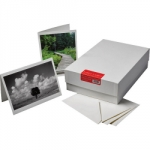 Museo Artist Cards 305gsm Double-Sided Prescored Inkjet Cards with Envelopes 11x7.375/100 Pack