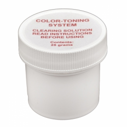 Berg Clearing Solution for Color Toning System - 25 grams