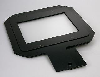 Omega LPL 4x5 Universal Glass Negative Carrier for 4500 Enlarger