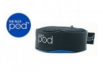 The Pod Blue F/ Compact Camera With Tripod Mount On Edge