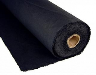 Duvetyne (Commando Cloth) Flame Retardant Darkroom Blackout Cloth - 10 Yard