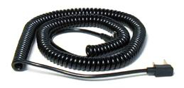 Flash Extension Cord 15 ft. PC-AC Coiled