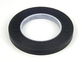 3M Black Photographic Tape #235 - 1/2 in. x 60 yd.