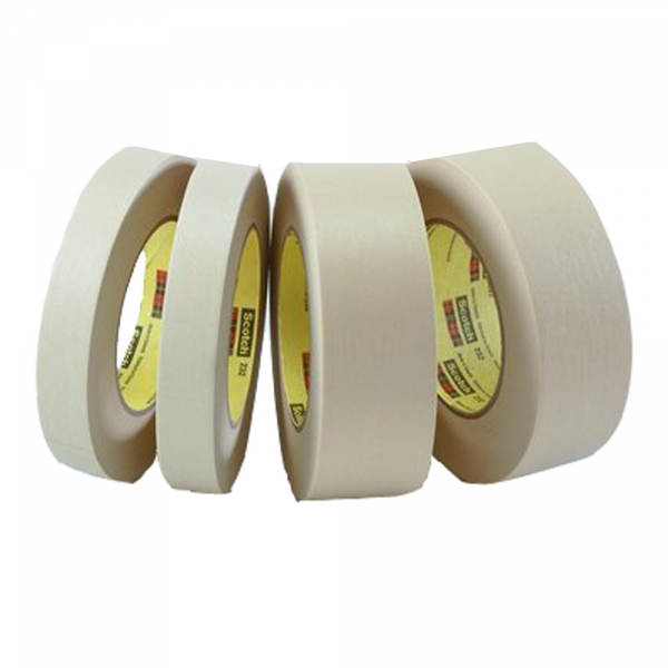 3M High Performance Masking Tape #232 1/2 in. x 60 yds