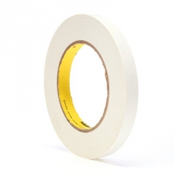 3M Scotch® Printable Flatback White Paper Tape #256 1/2 in. x 60 yds.