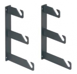 Manfrotto 045 Background Holder Hooks, Holds 3