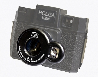 Holga SL-1 Selfie Lens for Holga 120 and 35mm Cameras