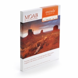 Moab Entrada Rag Bright 300gsm Inkjet Paper 50 in. x 40 ft. Roll