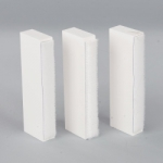 DASS ART Plastic Coating Bars - 5 in. 3 Pack