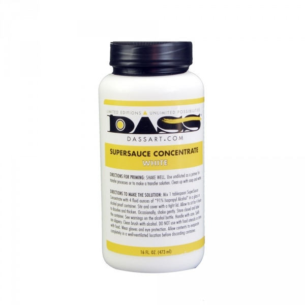 DASS ART SuperSauce Concentrate White - 16 oz.