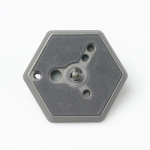 Manfrotto Mounting Plate 030-14 For 3047 Head with Thumb Screw