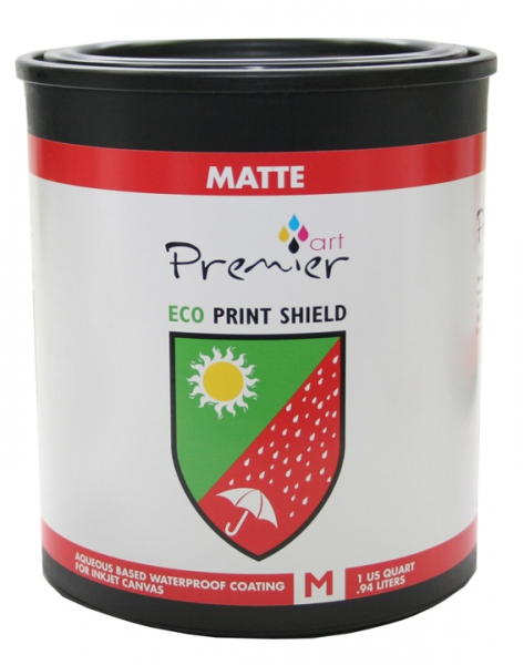 Premier Art Coating Eco Print Shield - 32oz Matte